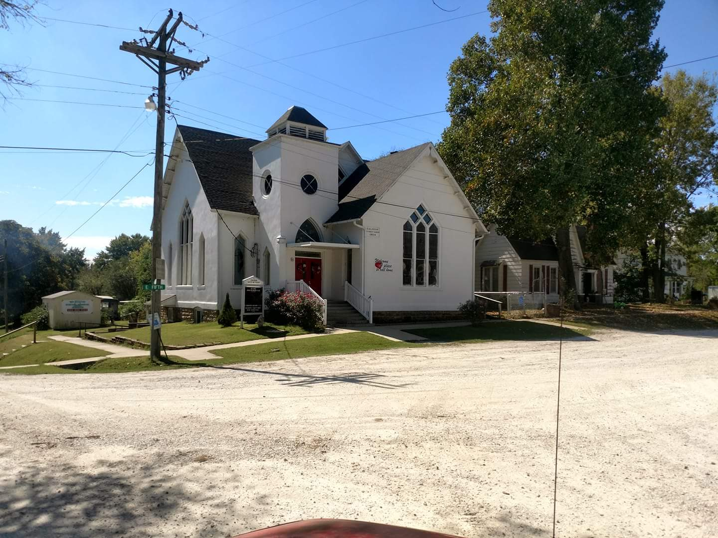 CALHOUN UNITED METHODIST CHURCH
